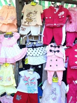 Romford Market- Storky Babywear